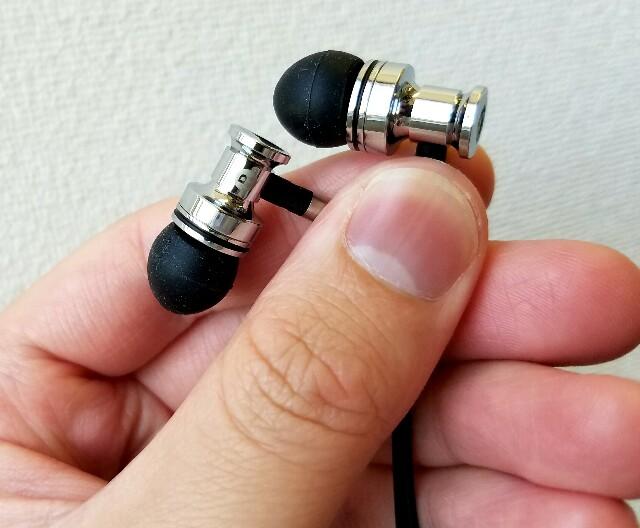 シンプルなデザインに漂う高級感「Jayfi JA40 カナル型イヤホン」実機レビュー!-高音質で手軽に使えて、低価格1年保証付き