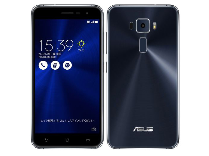 ASUS、国内版「ZenFone3」にアップデートを提供開始!タッチパネルのパフォーマンス改善やレスポンスが大幅に向上か