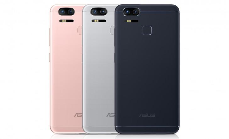 ASUS、デュアルレンズカメラ採用「ZenFone3 Zoom」を発表!RAM4GB、スナドラ625、5,000mAhバッテリ-搭載へ