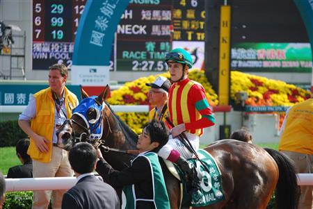 ジャガーメイル_香港2009