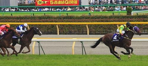 安田記念2006