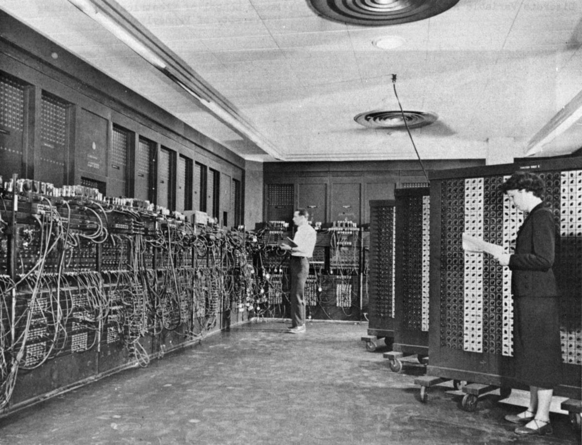 巨大コンピュータ