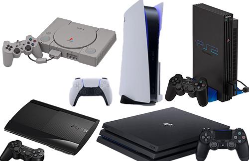 歴代PlayStationまとめ