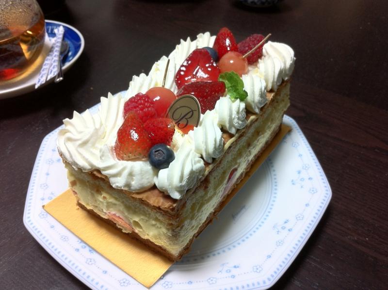 母さんの誕生日