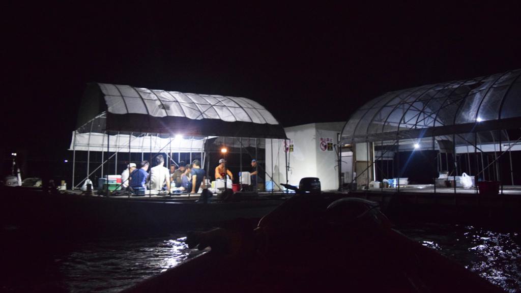 「松明 たきや漁 浜名湖」の画像検索結果