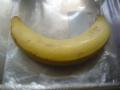 [食べ物]バナナ