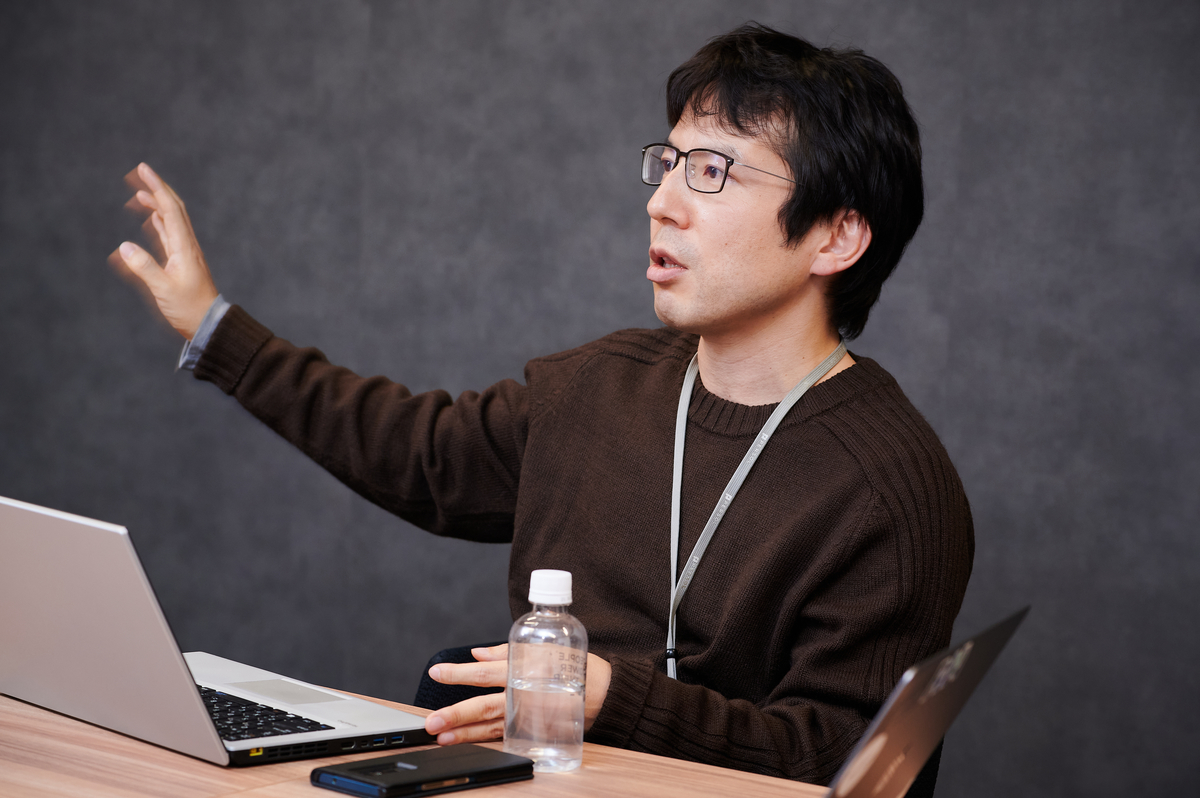 BITA統括部 テクノロジー企画部 リードコンサルタント 田村 孝一