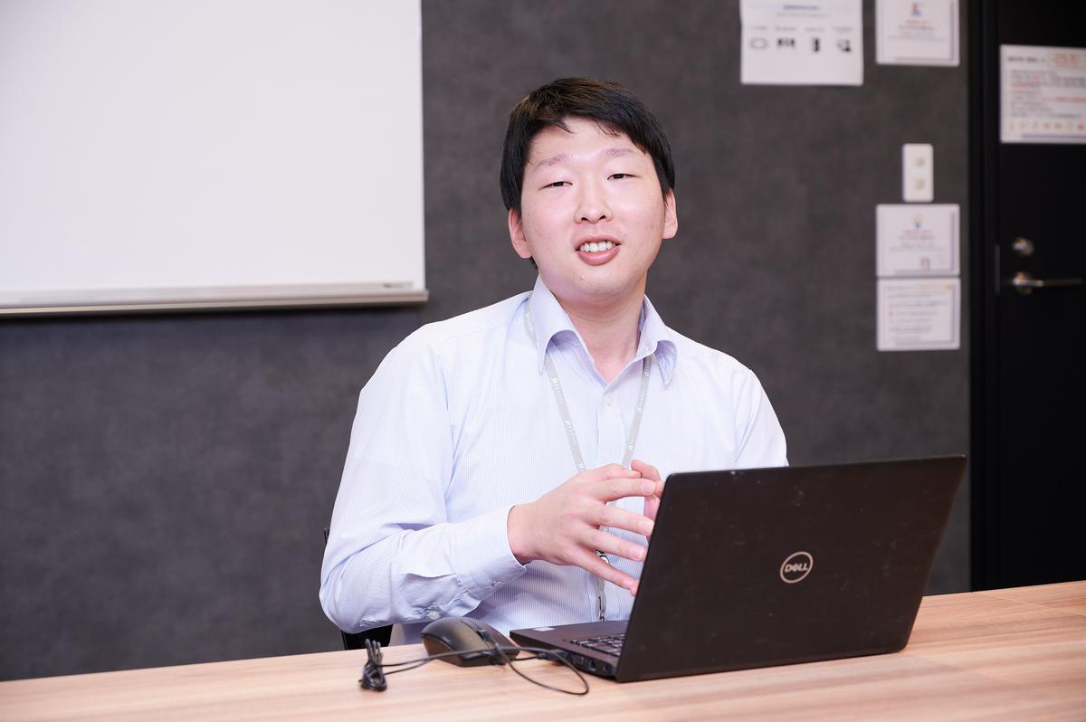 インフラ基盤統括部 データ共通BITA部 エンジニア 李 丞容
