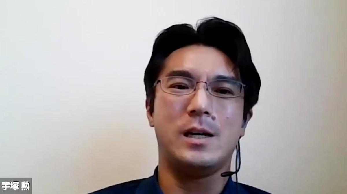 プロダクト開発統括部 リードコンサルタント 宇塚 勲