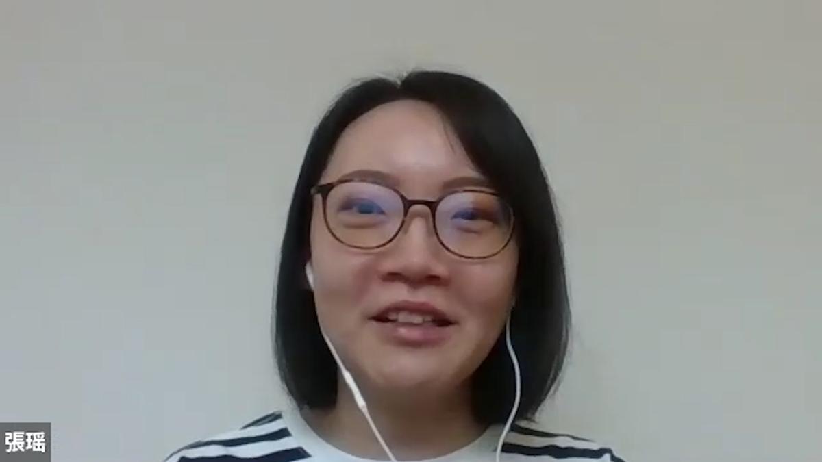 株式会社ソフトロード 張 瑶 氏