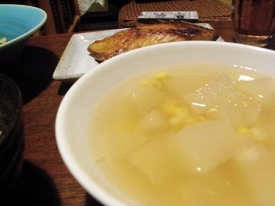 chibamaさんの夕ご飯にて