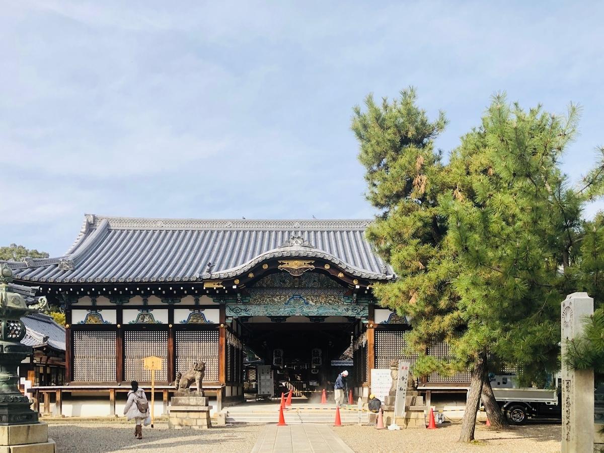 京都,kyoto,御香宮神社,伏見