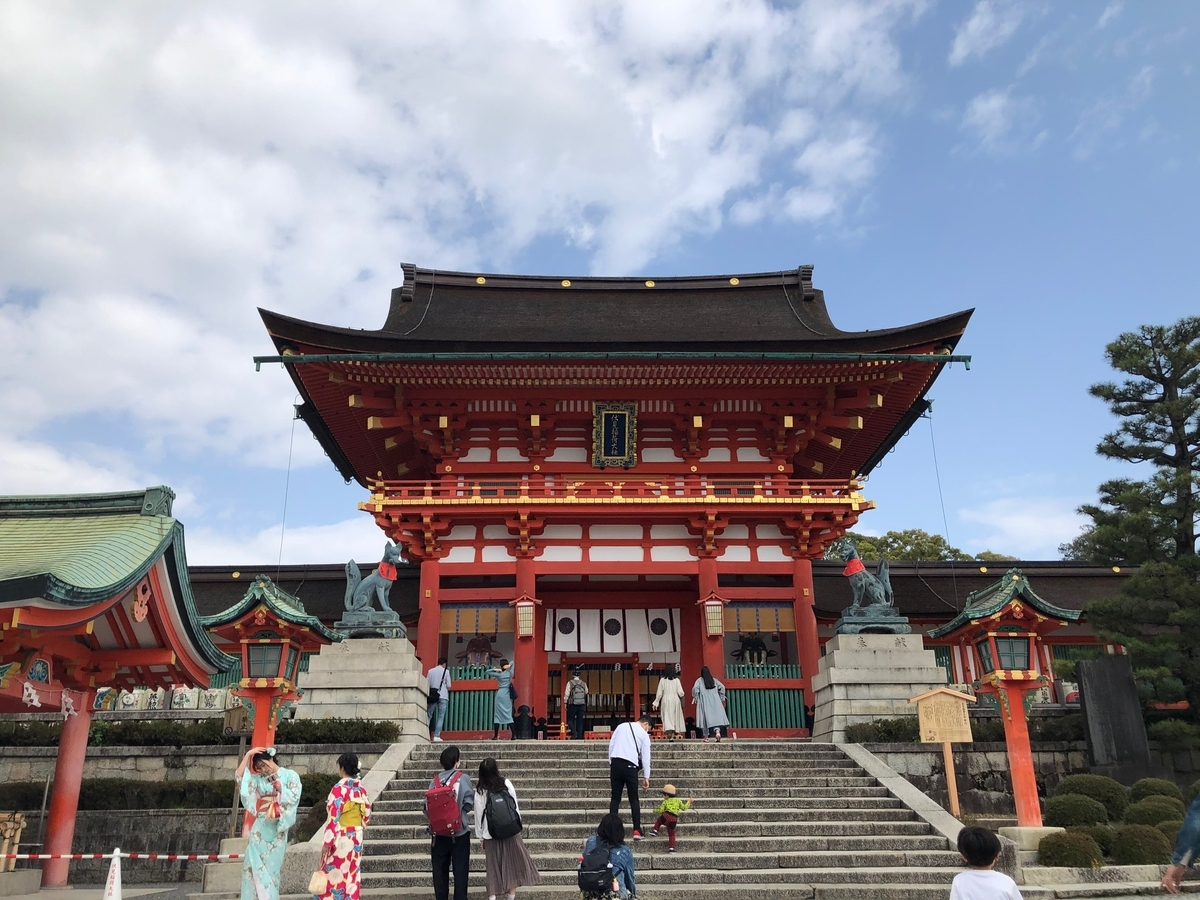 伏見稲荷,京都,kyoto,fushimiinari,travel