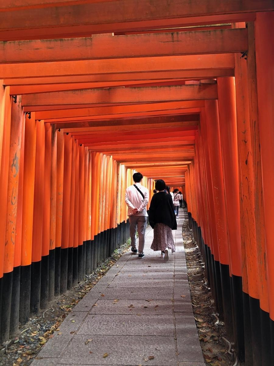 伏見稲荷,京都,kyoto,fushimiinari,観光