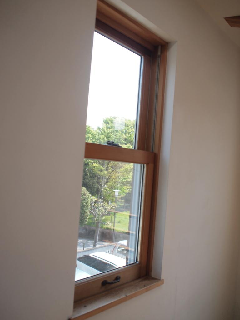 マーヴィンウィンドーズ製の窓