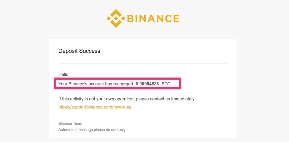 bainance-receive-btc