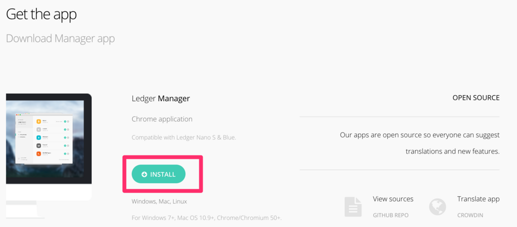 ledger-manager-click-install