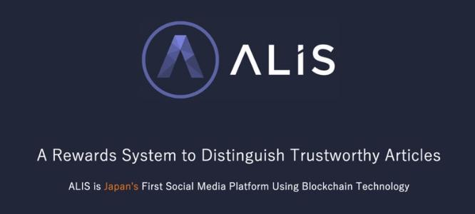 ALIS(アリス)のロゴ
