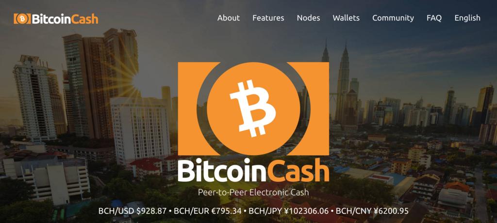 bitcoincash-official