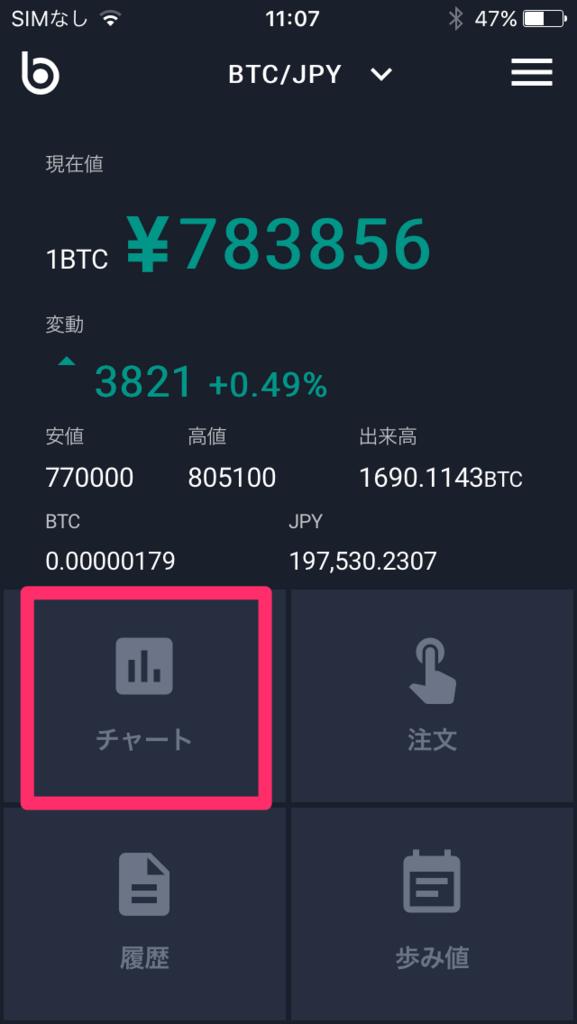 bitbank(ビットバンク)-app-tap-chart