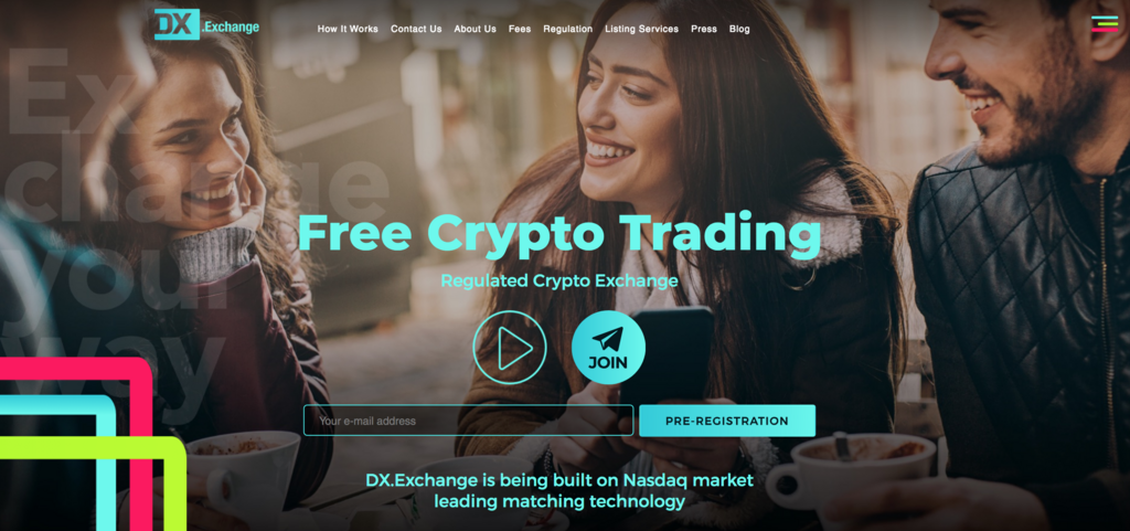 DX.Exchange-record