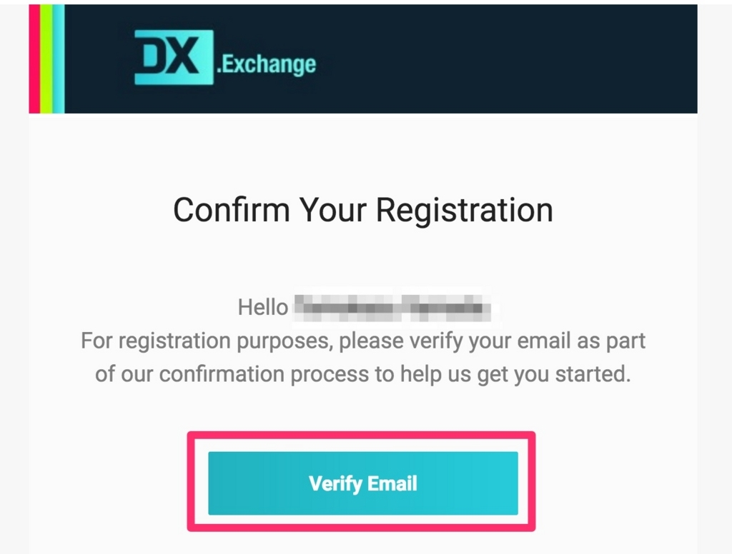 DX.Exchange-verify-email
