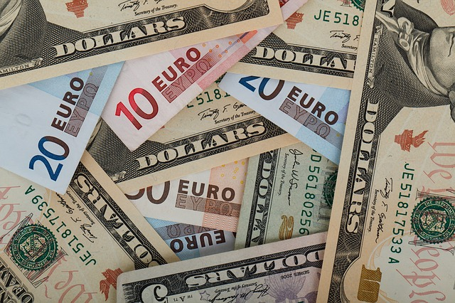 将来の円安に備えて外貨(ユーロ・ドル・ポンド)の保有