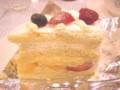 [食_パステル]フルーツカスタードショート(2009/09/19)