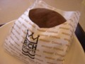[食_ミスタードーナツ]リッチドーナツ ショコラ ビターチョコ(2009/10/19)