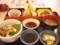 お昼の夢庵弁当(夢庵)(2009/10/21)