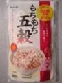 [食]もちもち五穀(キッコーマン)(2009/10/26)