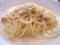 サーモンのクリームソース マスタード風味(2009/10/30)