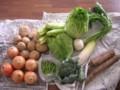 野菜いろいろ(2009/11/07)