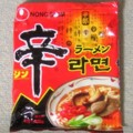 [食]辛ラーメン(農心)(2010/02/13)