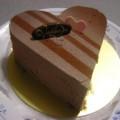 [食]バレンタインチョコムース(フロプレステージュ)(2010/02/14)