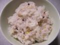 [食]やずやの発芽十六雑穀(やずや)(2010/04/05)