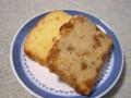 [アンデルセン]フィグ&ナッツケーキ、オレンジケーキ(2010/10/23)