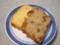 フィグ&ナッツケーキ、オレンジケーキ(2010/10/23)