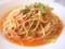 ベーコンとキャベツのピリ辛トマトソース(2010/10/25)