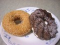 [ミスタードーナツ]トーステッドココナツ、ショコラフレンチ エンゼルショコラ(2010/11/13)