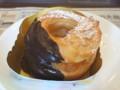 [ミスタードーナツ]焼きド シューデコレ オレンジ&ホイップ(2011/09/24)