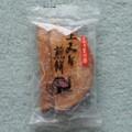 [三友堂製菓]上みそせんべい(2014/09/24)