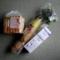 食パン、エコ・大根、酪農家の牛乳(2011/03/23)