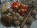 [食]野菜・切干大根・漬物(2012/11/17)