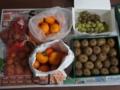 [食]果物と野菜いろいろ(2015/11/14)
