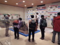 東京大学秩父演習林ワサビ沢展示室特別ガイド カエデ
