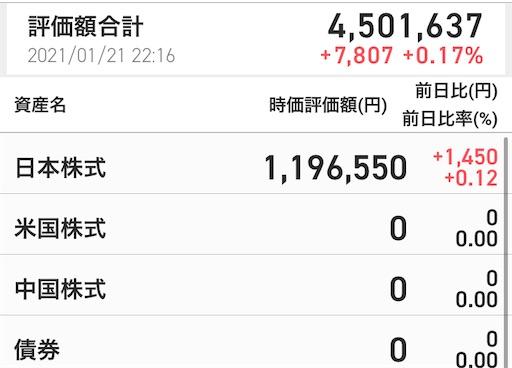 資産500万円 目標1000万円