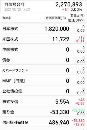 デイトレ HENNGE 利確10万円