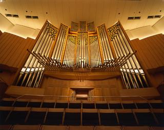 札幌コンサートホール「キタラ」オスガン