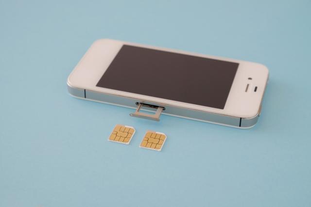SIMカードの大きさ比較画像